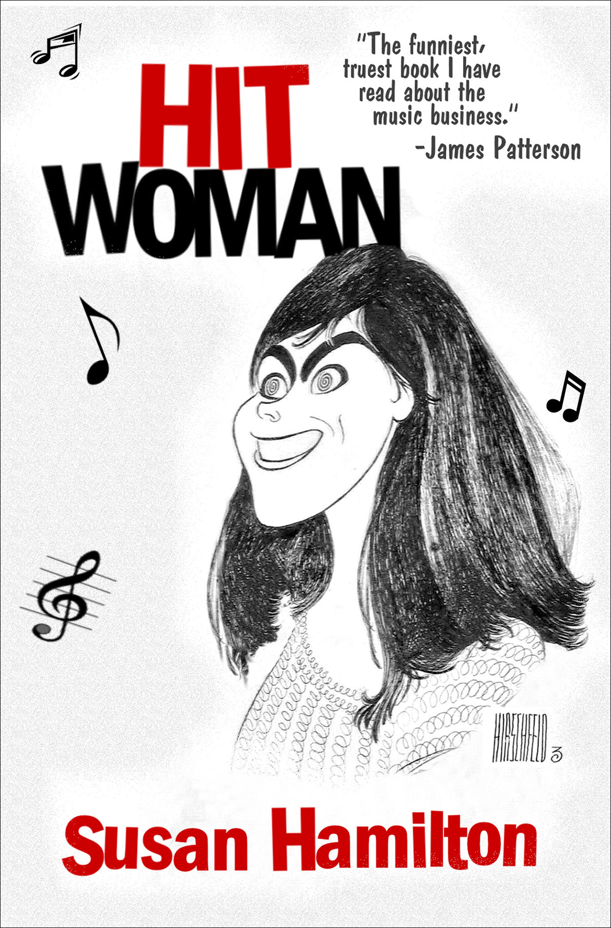 Hit Woman cover