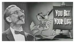 Groucho Marx's TV show