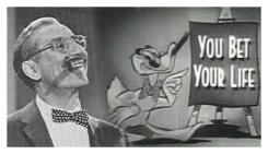 Groucho Marx's TV show